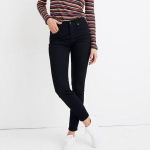 Madewell Thermolite High Rise Skinny